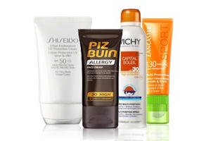 Face Sunscreens