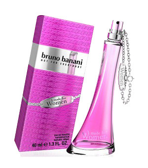 Bruno Banani MADE FOR WOMEN Eau de toilette Vaporizador 40 ml