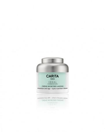 Carita IDEAL HYDRATATION Crème Riche Des Lagons Crema hidratante 50 ml
