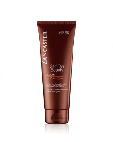 Lancaster SELF TAN Instant Natural Face Bronze Autobronceador cara 50 ml