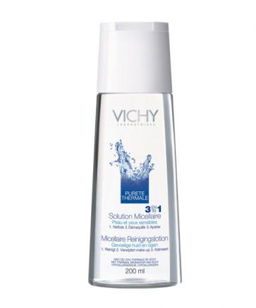 Vichy PURETE THERMALE Solución Micelar Desmaquillante 200 ml