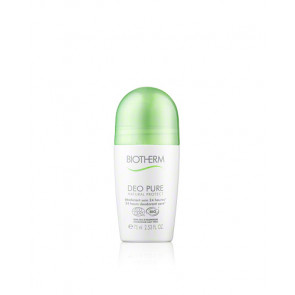 Biotherm DEO PURE Desodorante roll-on 75 ml