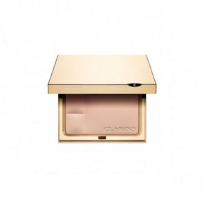 Clarins EVER MATTE Poudre Compacte Minérale 02 Transparent Medium 10 gr