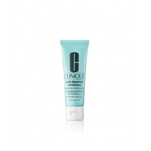 Clinique ANTIBLEMISH SOLUTIONS Clearing Moisturizer Hidratante piel con granos 50 ml