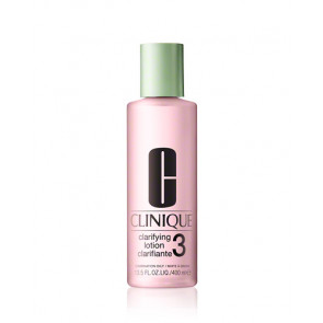 Clinique CLARIFYING LOTION 3 Exfoliante pieles grasas 400 ml
