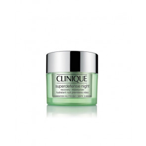 Clinique SUPERDEFENSE SPF-25 Age Defense Moisturizer Hidratante antiedad pieles secas a mixta 50 ml