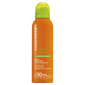Lancaster SUN SPORT Cooling Invisible Mist Wet Skin Application SPF30 200 ml