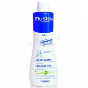 Mustela BEBE Cleansing milk Dry Skin 750 ml