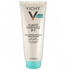 Vichy PURETÉ THERMALE 3 en 1 Démaquillant Integral Peaux Sensible 300 ml