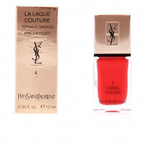 Yves Saint Laurent LA LAQUE COUTURE 04 Corail Colisee 10 ml