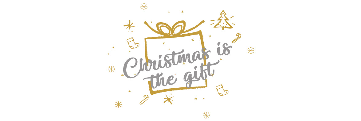 Christmas is the gift