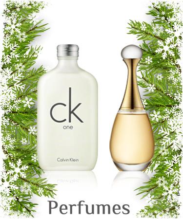 Perfumes for Christmas
